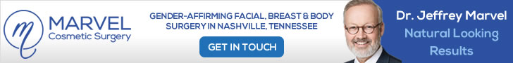 Gender-Affirming Face, Breast and Body Surgery in Nashville