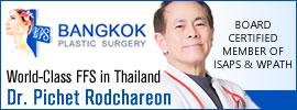 Facial Feminization Surgery in Thailand - Dr. Pichet