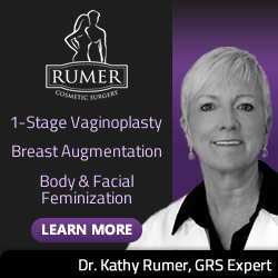 Dr. Kathy Rumer - Gender Reassignment Surgery Expert