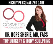 Dr. Hope Sherie: FTM Top Surgery, MTF Breast Augmentation, Body Sculpting and Orchiectomy in Charlotte NC