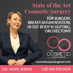 Dr. Hope Sherie - Top Surgery Charlotte