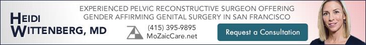 Dr. Heidi Wittenberg - Experienced Pelvic Reconstructive Surgeon in San Francisco