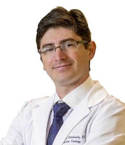 Dr. Dmitriy Nikolavsky, SRS Surgeon