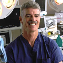 Dr. Burt Webb, SRS Surgeon