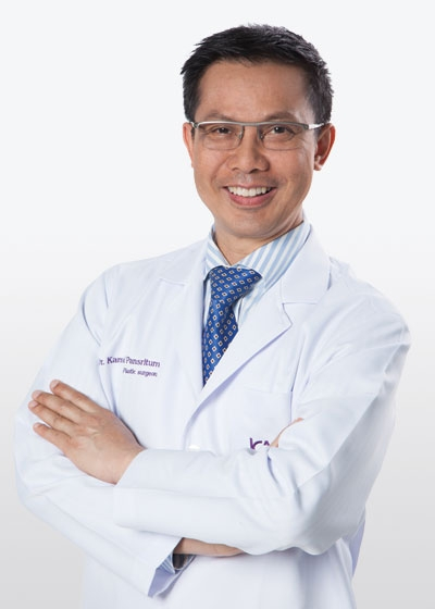 Dr. Kamol Pansritum, SRS Surgeon