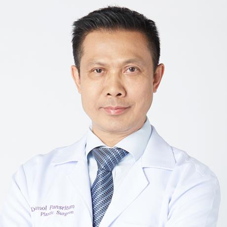 Dr. Kamol Pansritum, Gender Surgeon