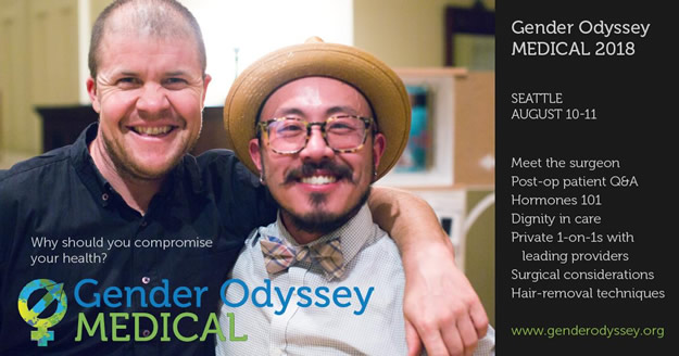 Gender Odyssey's GO Medical Program