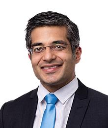 Dr. Javad Sajan, SRS Surgeon